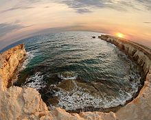 Cyprus - Wikipedia, the free encyclopedia Cape Greco Agia Napa