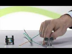 Comment câbler  une prise RJ45 femelle