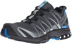 Salomon Youth XA Pro 3D Clima Shield Waterproof Trail Shoes