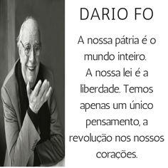 Dario Fo   Citação