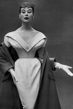 vintage christian dior haute couture - Google Search