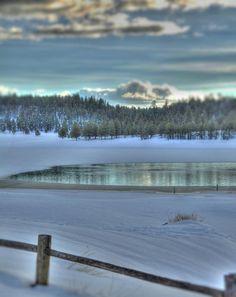 Looks like a place I need to visit!!! Lake Mary  II  Flagstaff, Arizona