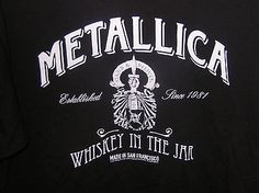 Metallica, Artists M, Rock & Pop, Music Memorabilia, Entertainment ...