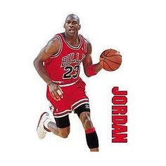 Upper Deck Chicago Bulls - Michael Jordan NBA Wall Stars --- www.amazon.com/...