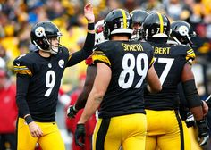 Steelers placekicker Chris Boswell named AFC Special Teams Player of the Week