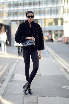 #streetstyle http://chictrends.tumblr.com/