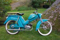 Husqvarna Cornette #moped .......for Christmas from Santa next year maybe?!