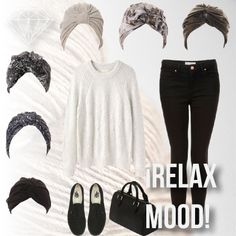 Relax Mood #cancer #fashion #turban #turbante