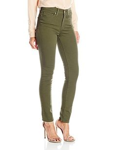 Women's Jeans - Levis Womens Slimming Skinny Jean >>> To view further for this item, visit the image link.