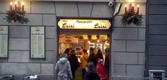 Luini's Panzerotti is not to be missed in Milan.....