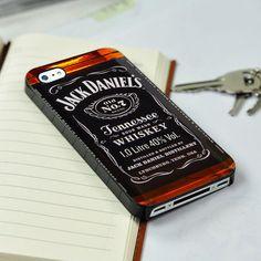 jack Daniels iPhone 4/4S case iPhone 5 case Samsung Galaxy S3 case Samsung Galaxy S4 case from descaCase on Wanelo