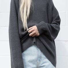 Knits you can't resist Sweater 7244 #BeOakandFort
