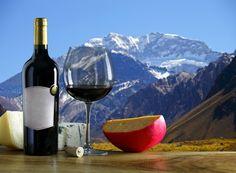 Mendoza, wine region of Argentina