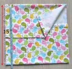 Quick Pillow Cover Tutorial /Geta's Quilting Studio