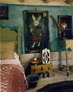 La Maison Boheme: Whimsical Bedrooms