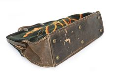 Carpet Bag (image 4) | Germany; Berlin | 1860s | wool, cotton | Kerry Taylor Auctions | February 27, 2017
