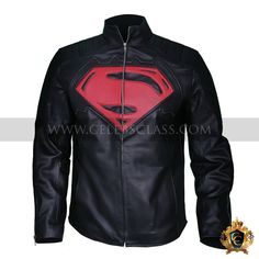 Logo on Batman Vs Superman in the centre clearly indicated the black jacket is inspired by the movie Batman Vs Superman. Creative and artistic touch in design and colour. This batman jacket tends to be slim fitted and durable. It is crafted from high-quality PU leather. http://www.celebsclass.com/product/batman-v-superman-leather-jacket/