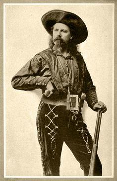 Buffalo Bill: Colonel William F. Cody