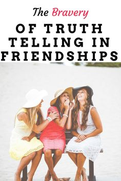 Here are some amazing things I've learned about being honest and sharing your truth in friendship! For more articles on friendship, check out: www.onlygirl4boyz.com