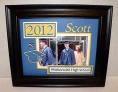 Graduation Picture Mat