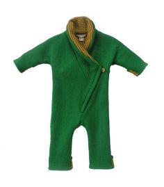 Mono Ambrosia de lana y algodón para salir a pasear con tu bebé fc7377c31ef7