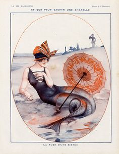 sirene vintage - Cerca con Google