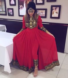 Special collection of ethnic salwar kameez in Red. Get the ethnic and vibrant range of Red salwar kameez Online from Andaaz Fashion Malaysia. Eid Dresses, Pakistani Dresses, Indian Dresses, Indian Outfits, Fashion Dresses, Afghani Clothes, Eid Outfits, Afghan Dresses, Frock Design