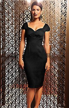 SACHA DRAKE Little Black Dress