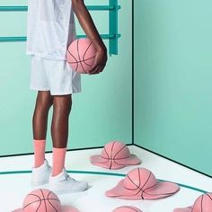 #basket #pink #inspiration