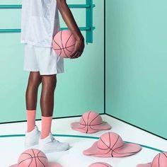 #basket #pink #inspiration