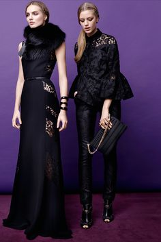 Elie Saab | Pre-Fall 2015 Collection | Style.com / Dress