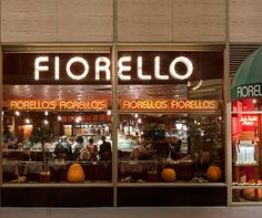 "Cafe Fiorello | ""right across the street from Lincoln Center. We have been getting our guests to the opera, the philharmonic, and the ballet on time for years."""