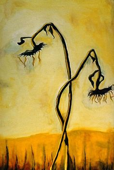 sunflowers paintings expressive painting of couple flowers realistic art by raphael perez painter artist