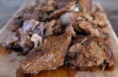 skinnymixer's Slow Cooked Greek Lamb