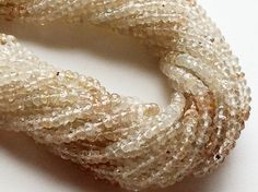 WHOLESALE 5 Strands Imperial Topaz Golden by gemsforjewels on Etsy