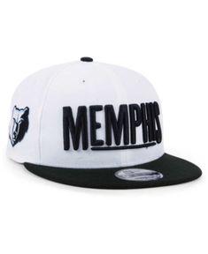 d13c5c910ba New Era Memphis Grizzlies City Series Snapback Cap - White Adjustable