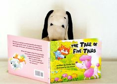 Guess who loves reading The Tale of Five Tails? Love Reading, Poodle, Childrens Books, Lunch Box, Education, Children's Books, Children Books, Kid Books, Poodles