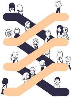 Escalators - Hirasawa Minami