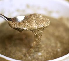 How To Make Flax Eggs or Chia Eggs. An easy substitute for vegan and egg-free baking!