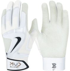 Nike Adult MVP Elite Batting Gloves - Dick's Sporting Goods