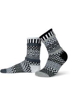 Midnight Crew Socks