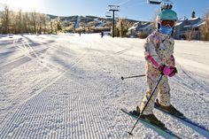 """See what resort was ranked in the top 20 for being the most kid-friendly, and received comments like: """"A great place to bring kids,"""" """"Extremely family-oriented,"""" and """"Hidden gem for family skiing!"""""""