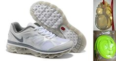 sports shoes 16312 36dfc Chalcedony Dragon Volt Lace Womens Nike Air Max 2012 White Dark Grey Shoes  Nike Shoes For