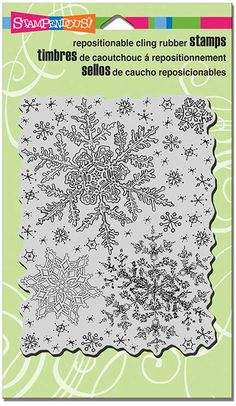 Stampendous Rubber Stamps (Page 3) - 123Stitch.com