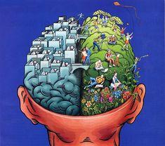 EDUCACION PARA LA SOLIDARIDAD: 10 curiosidades sobre el cerebro