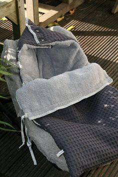 Koeka Baby Fußsack Oslo Waffel/Teddy - Babyfußsäcke - Unterwegs - Baby