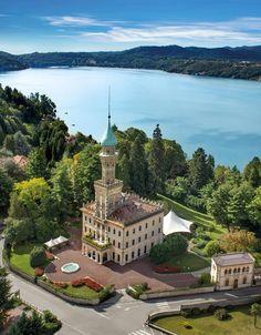 Villa Crespi, Orta San Giulio, Piemonte Italy #WonderfulExpo2015 #LakesExperience
