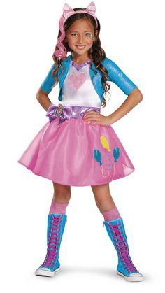 MLP Equestria Girls Pinkie Pie Halloween Costume