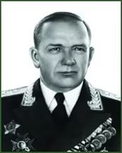 Lieutenant-General Vladimir Scherbakov Ivanovich (1901 - 1981) Soviet military commander. The commander of the 50th Rifle Corps, 42th Army, 8th Army, 11th Rifle Division. He commanded the 14th Army (since March 1942 until the end of the WWII), which fought on the Karelian Front and participated in the defense of Leningrad and the Polar region.