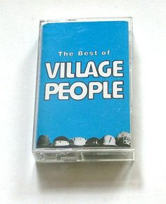 The Best of Village People [Casablanca] by The Village People (Cassette,... #Disco
